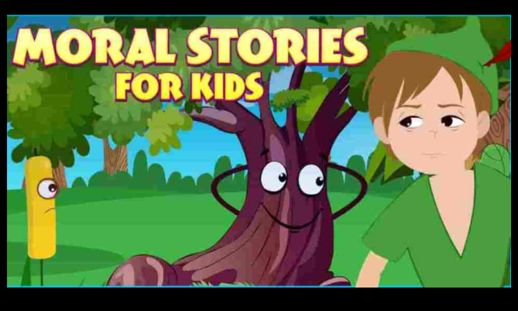 Short Moral Stories For Kids In English